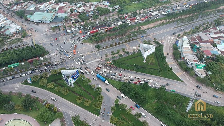 Quy hoạch và tiến độ nút giao thông giao An Phú Quận 2 năm 2020