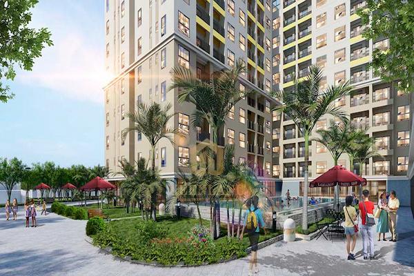 5 lý do nên mua căn hộ Bcons Green View