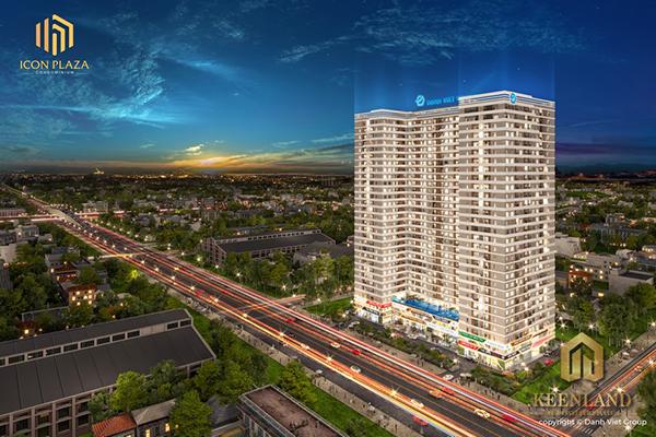 Giới thiệu tổng quan dự án căn hộ Icon Plaza Dĩ An