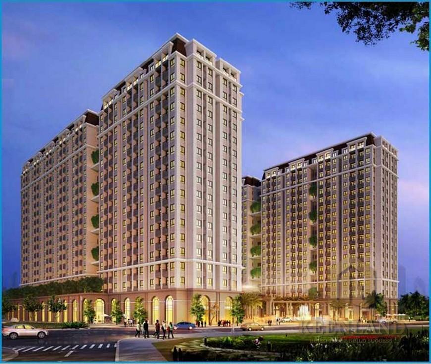 Chủ đầu tư dự án căn hộ River Park Tower Quận đã và đang triển khai dự án nào ?