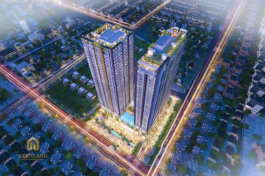 Vị trí địa chỉ dự án căn hộ chung cư Phú Đông Sky Garden Dĩ An