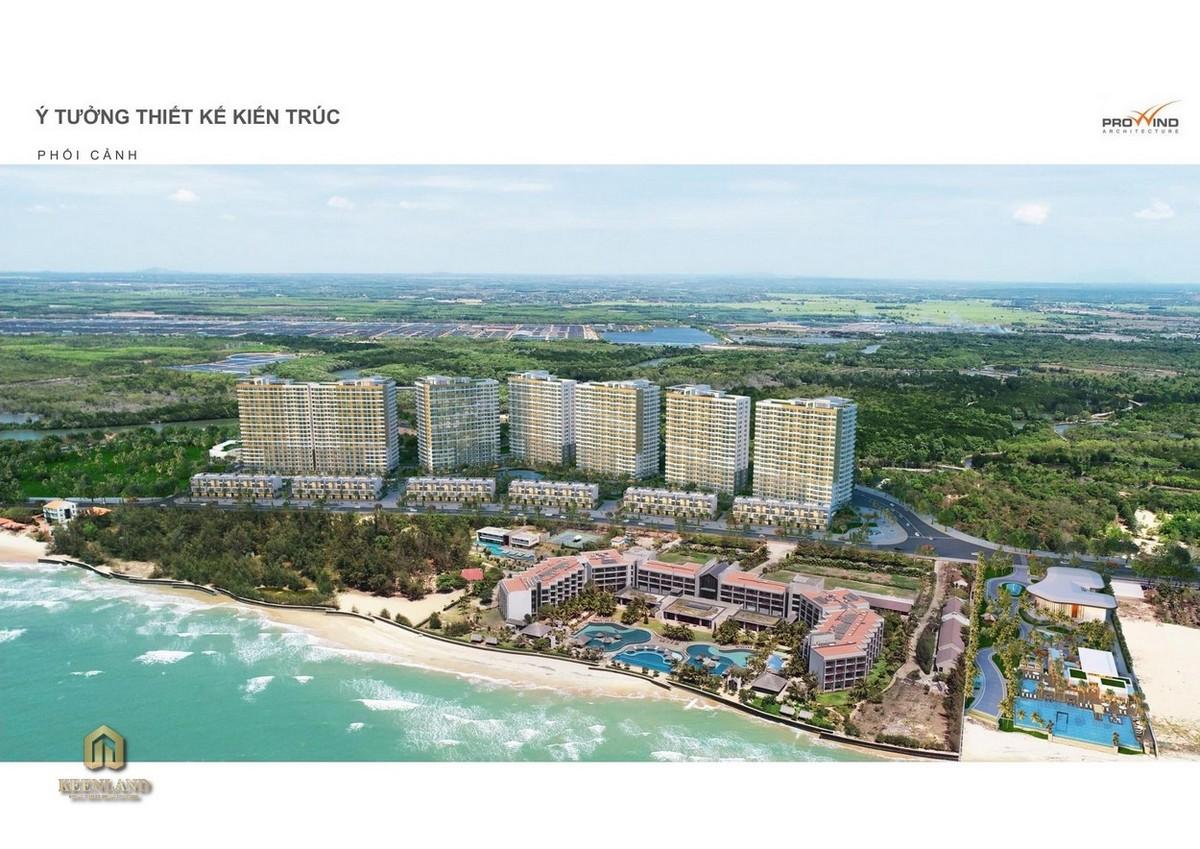 Chủ đầu tư dự án căn hộ biệt thự Hồ Tràm Complex đã và đang triển khai dự án nào ?