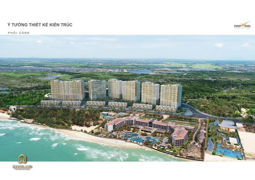 Tìm hiểu các tiện ích nổi bật của dự án căn hộ biệt thự Hồ Tràm Complex