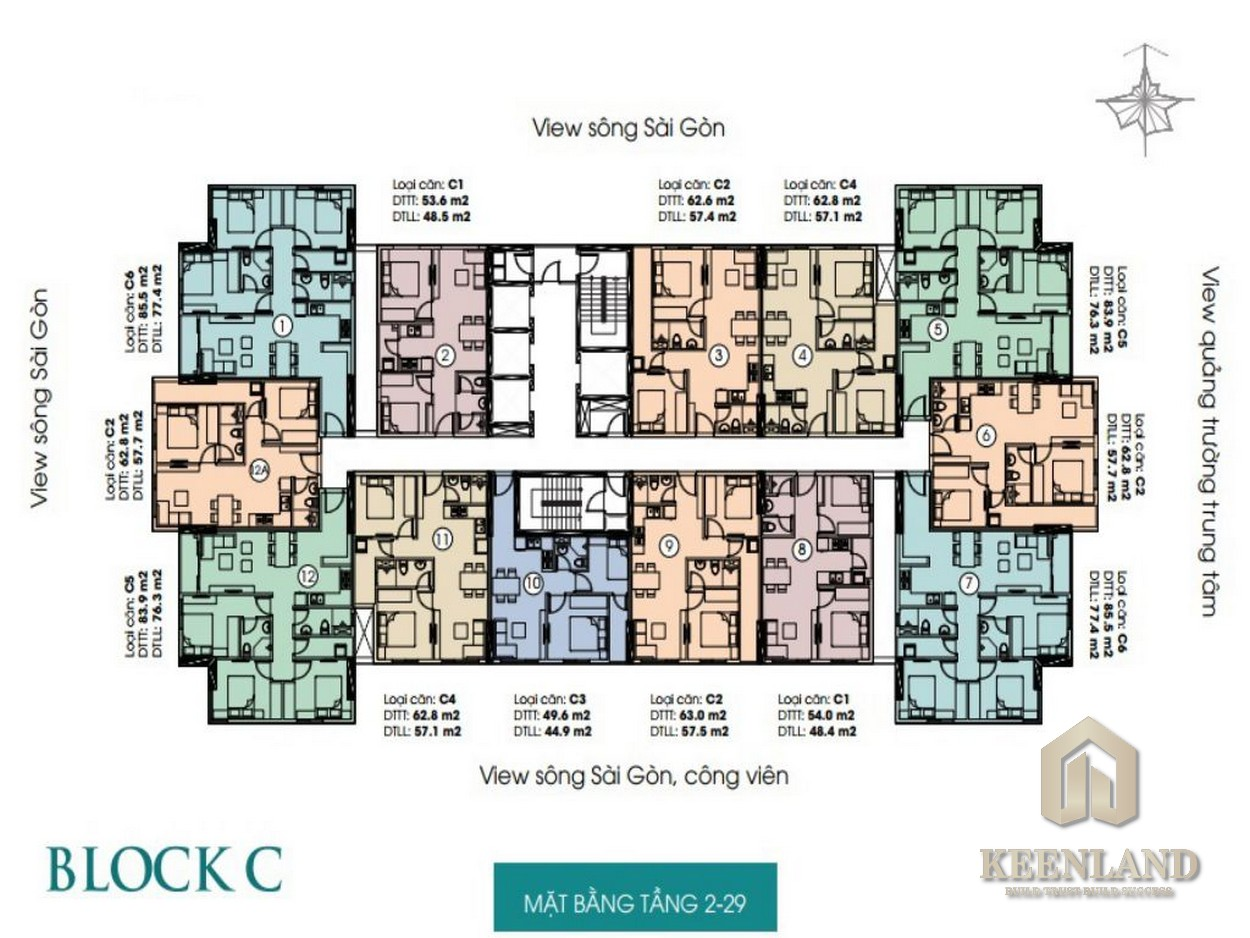 Mua bán cho thuê dự án căn hộ chung cư LDG River Quận Thủ Đức Đường 623 Quốc lộ 13 chủ đầu tư LDG Group