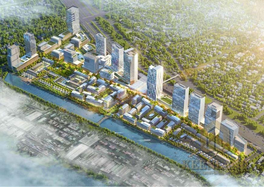 Giới thiệu tổng quan dự án căn hộ River City Quận Thủ Đức