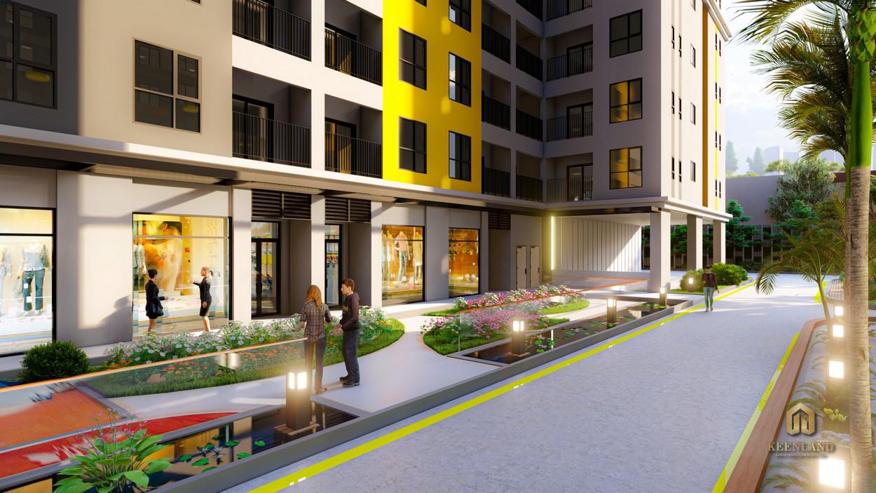 Mua bán cho thuê dự án Bcons Plaza Dĩ An