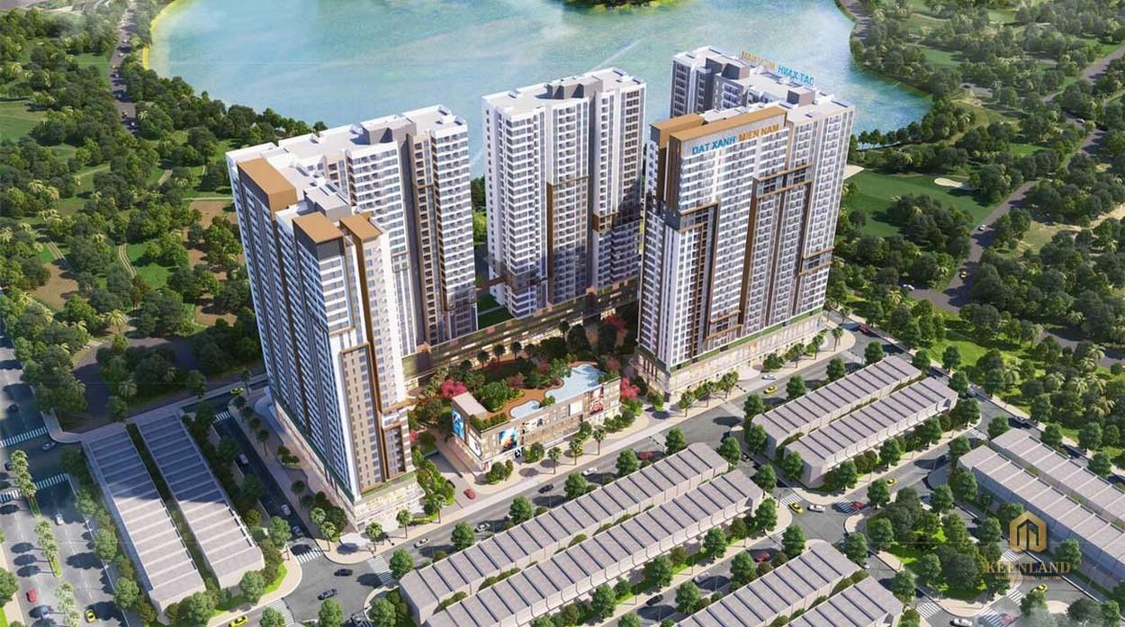 Mua bán cho thuê dự án căn hộ Ldg Sky