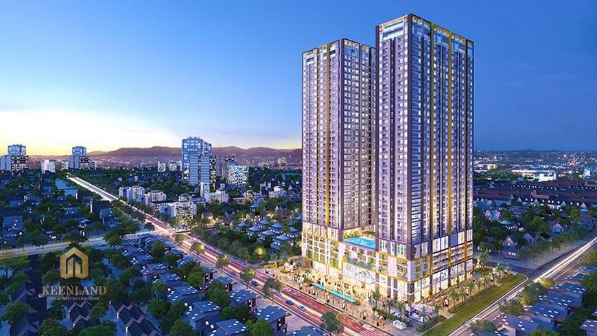 Mặt bằng thiết kế căn hộ Phú Đông Sky Garden 3 Phòng ngủ Dĩ An
