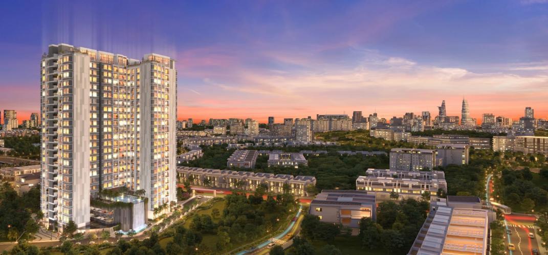 Tiến độ xây dựng dự án căn hộ Precia Quận 2 Tháng 08/2020