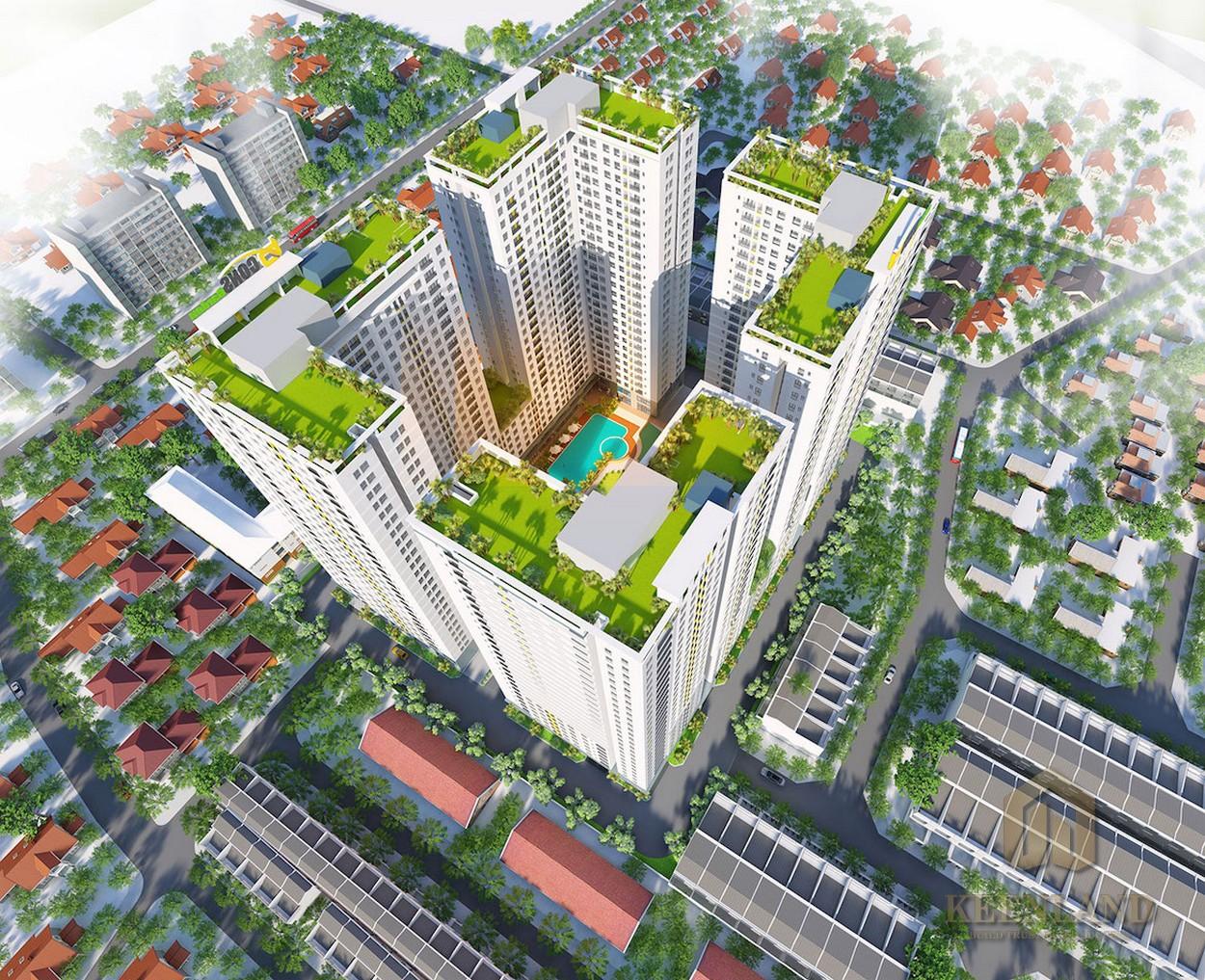 Mua bán dự án căn hộ chung cư Bcons Suối Tiên chủ đầu tư Bcons