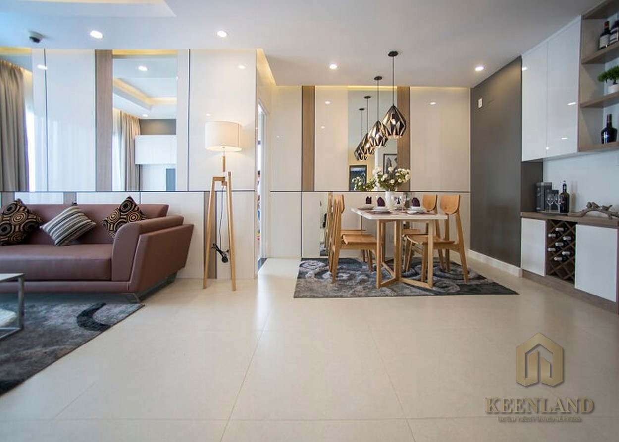 Mua bán cho thuê căn hộ New City Thủ Thiêm Quận 2