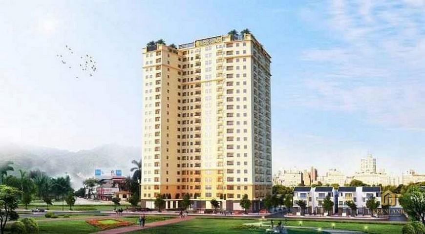 Giới thiệu tổng quan dự án căn hộ Tecco Tower Dĩ An