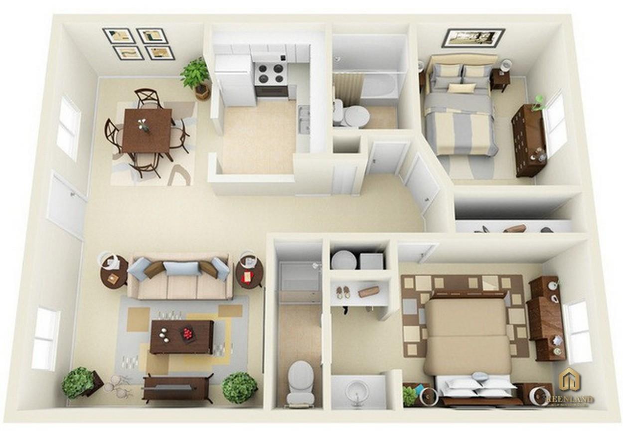 Mua bán cho thuê dự án khu dân cư Conic Residences Quận 12 - Hotline 0908 353 383