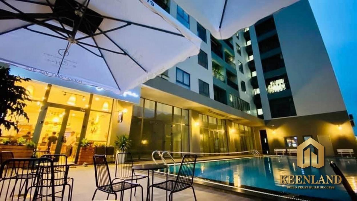 Tiện ích bàn giao tại dự án căn hộ Bcons Suối Tiên Bình Dương được khách hàng đánh giá rất cao