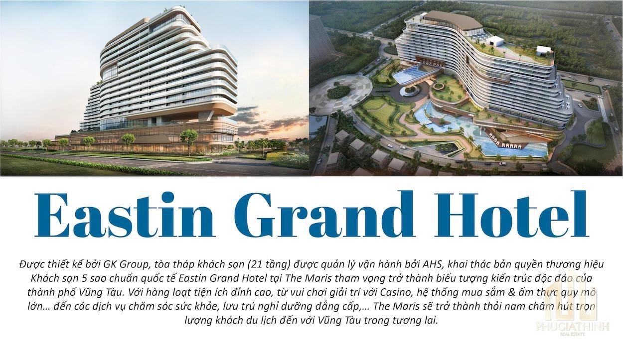 Chuỗi thương hiệu Eastin Grand Hotel