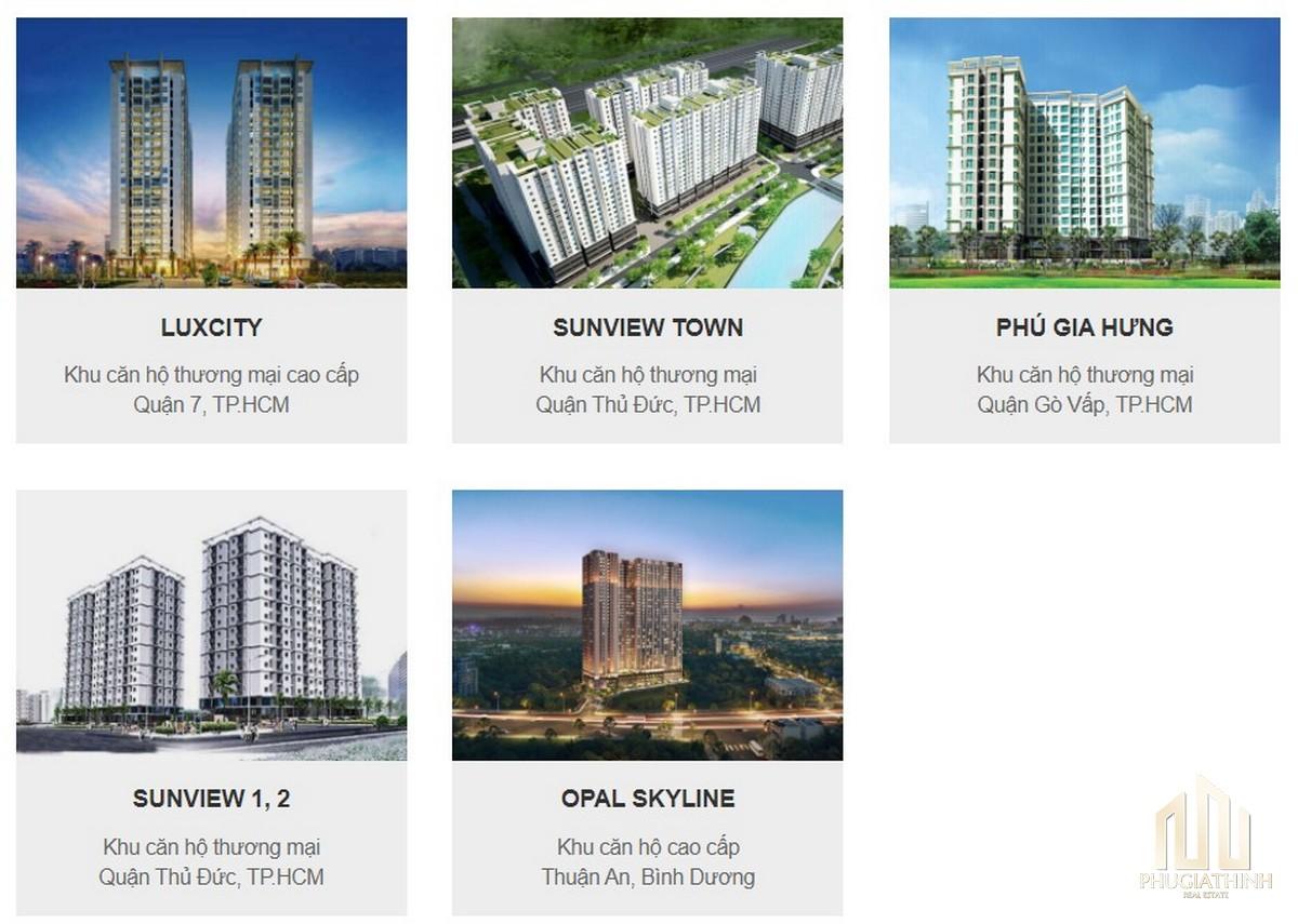 Chủ đầu tư dự án căn hộ Opal City View Thủ Dầu Một