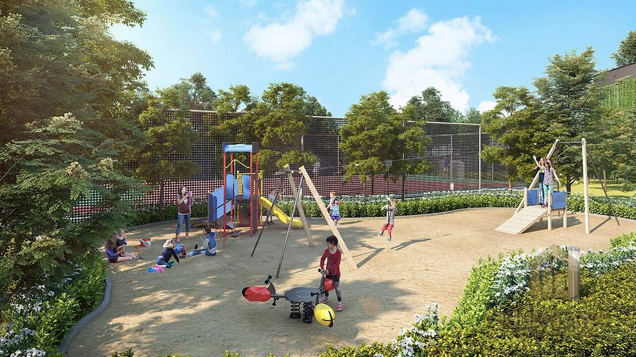 Mua bán cho thuê dự án căn hộ chung cư Palm Heights Quận 2 Đường Song Hành chủ đầu tư Keppel Land