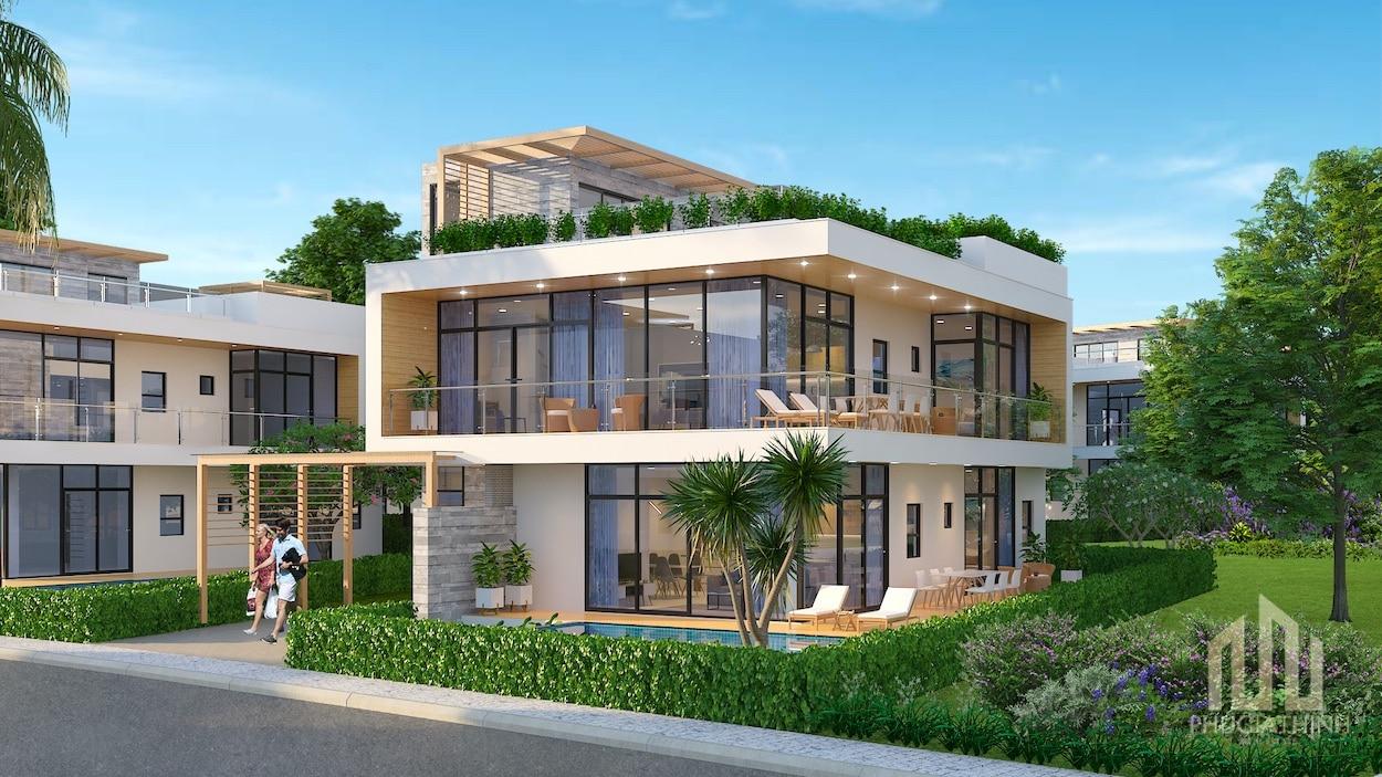 The Maris - Villa B1 - Gateview