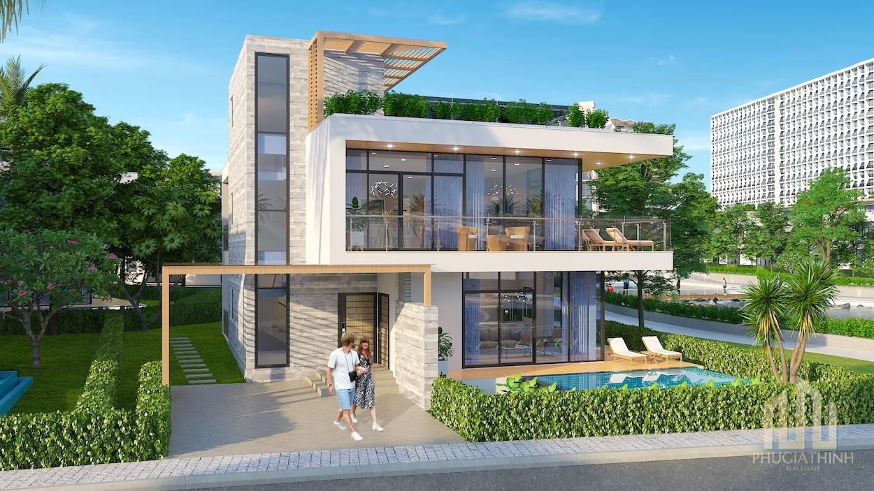 The Maris - Villa B1 lakeside - Gateview