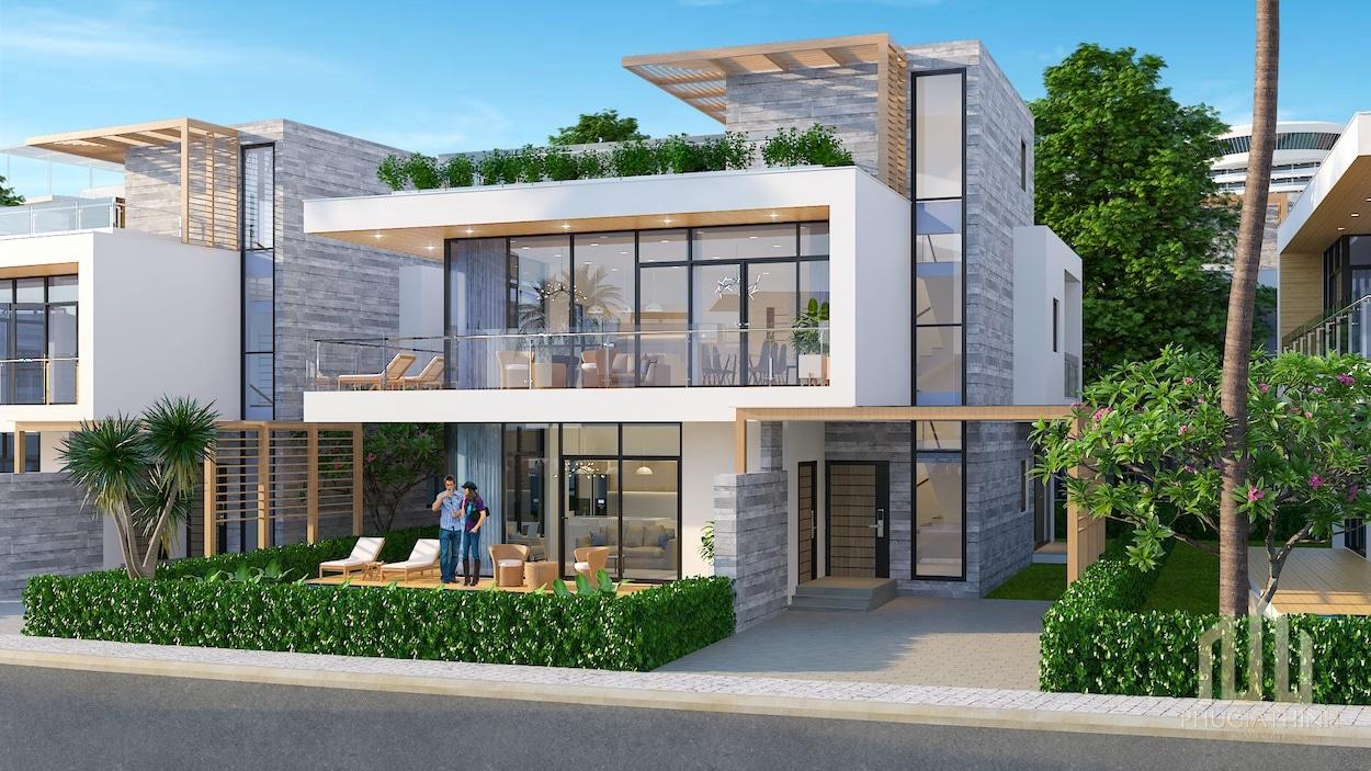 The Maris - Villa B2 - Gateview