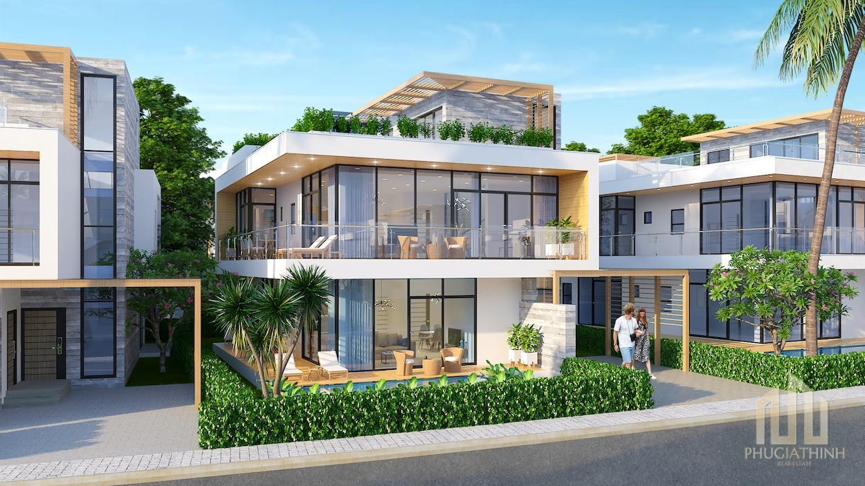 The Maris - Villa B2 - Gateview1