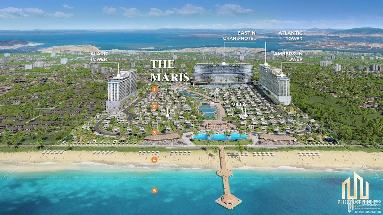 The Maris Vũng Tàu