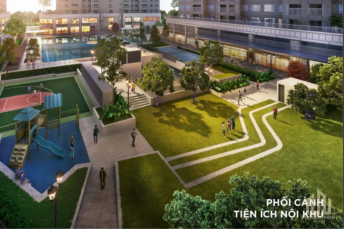 Tiện ích dự án căn hộ The Palace Residence Quận 2