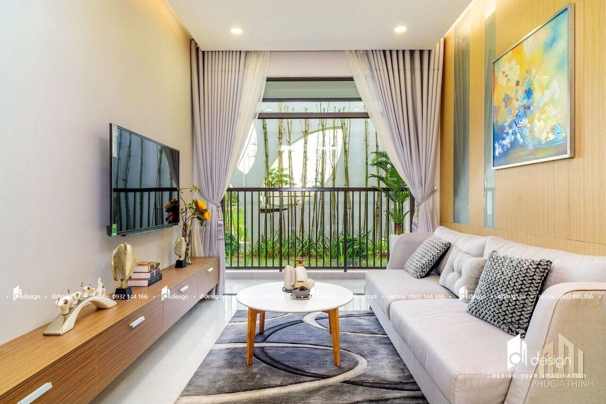 Nhà mẫu dự án căn hộ Tecco Vina Garden Quận 9