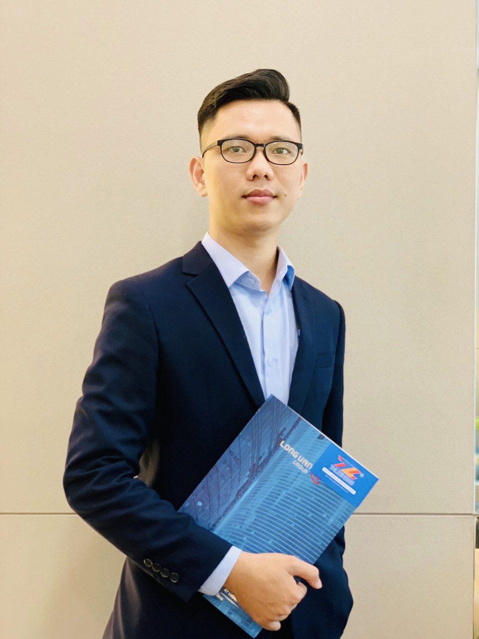 Vĩnh Đinh Land - Giám đốc marketing chịu trách nhiệm chính tại Bất động sản Phú Gia Thịnh