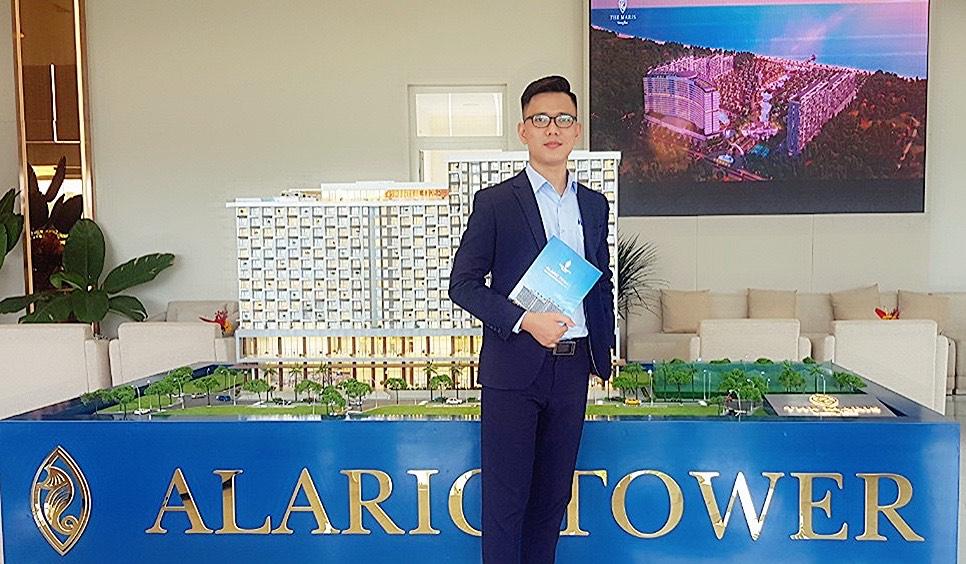 Vĩnh Đinh Real - Giám đốc marketing chịu trách nhiệm chính tại Bất động sản Phú Gia Thịnh