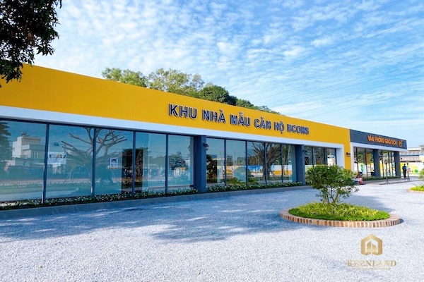 Xem Hình Ảnh Nhà Mẫu Căn Hộ Chung Cư Bcons Plaza Bình Dương