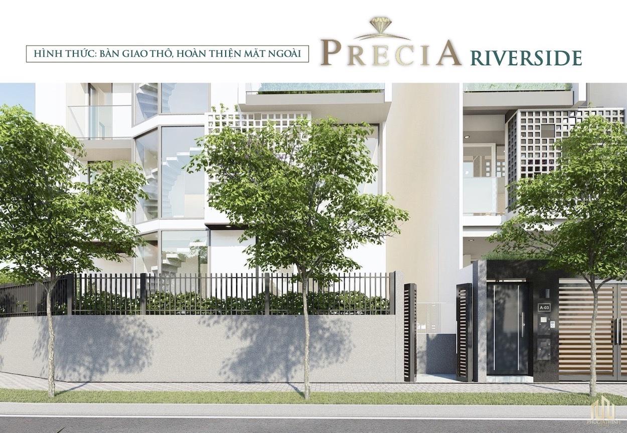 Precia Riverside Quận 2
