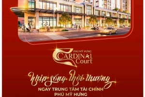 CARDINAL COURT PHÚ MỸ HƯNG