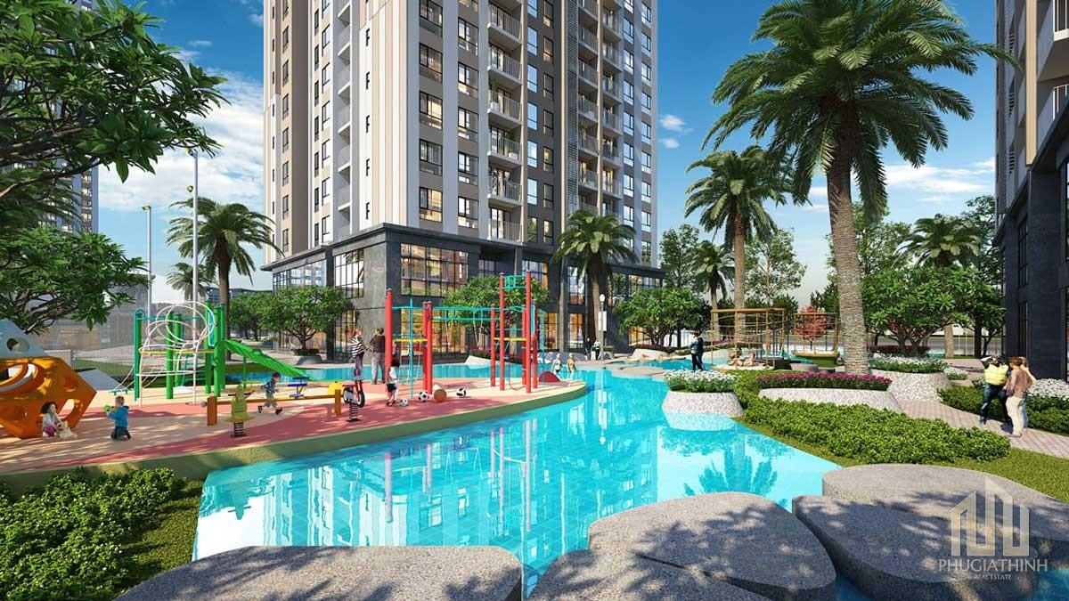 Tiện ích dự án căn hộ Gem Riverside Quận 2