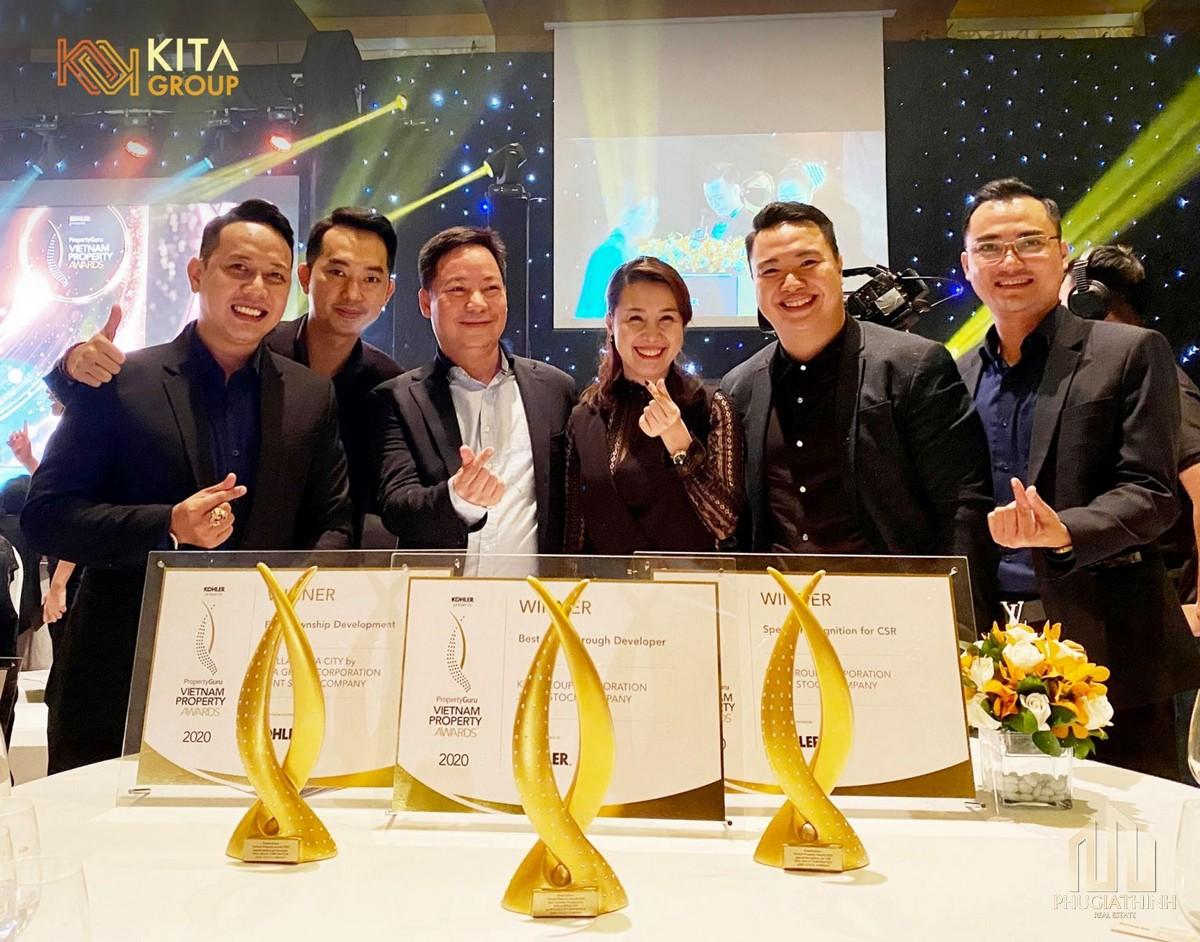 Chủ đầu tư dự án Stella En Tropic - KITA Group