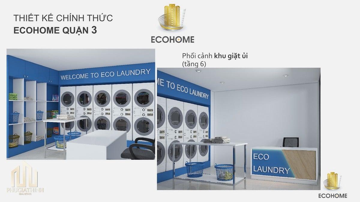 Tiện ích căn hộ Ecohome Q3