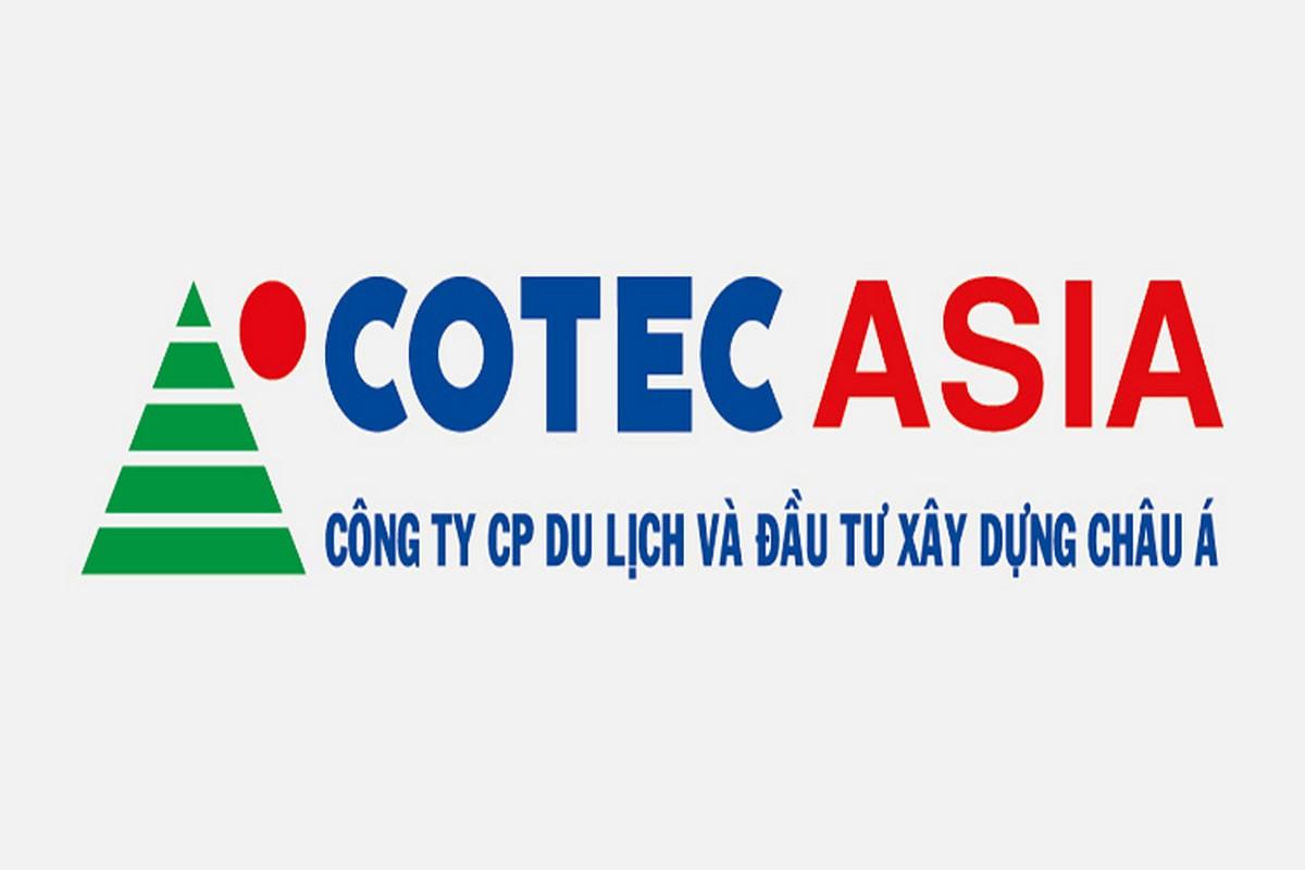 Logo Cotec Asia - CĐT dự án Aria Vũng Tàu