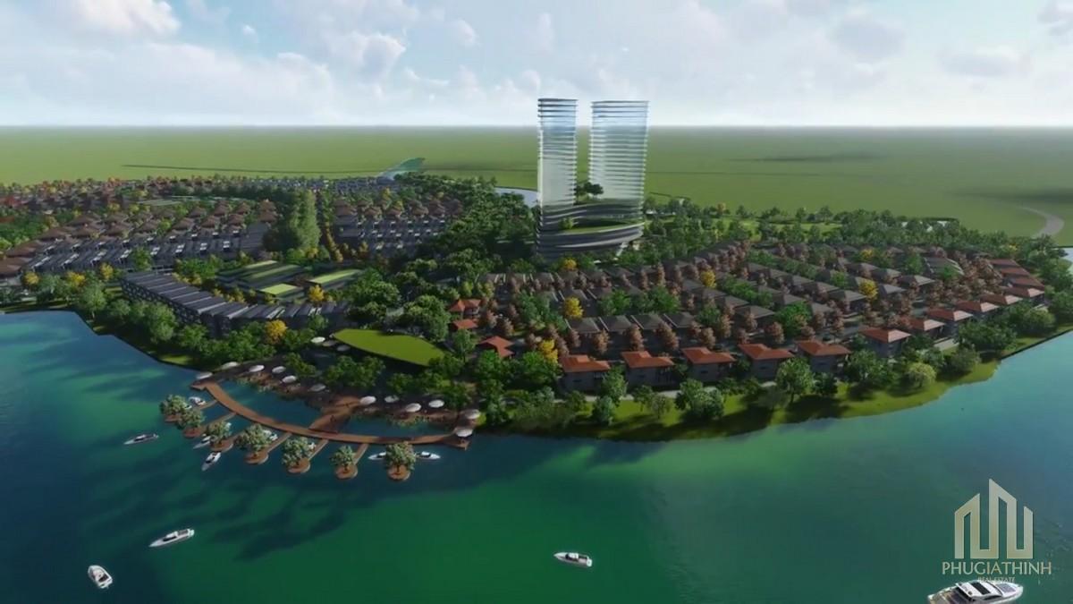 Phối cảnh dự án Jamona Tân Vạn Đồng Nai