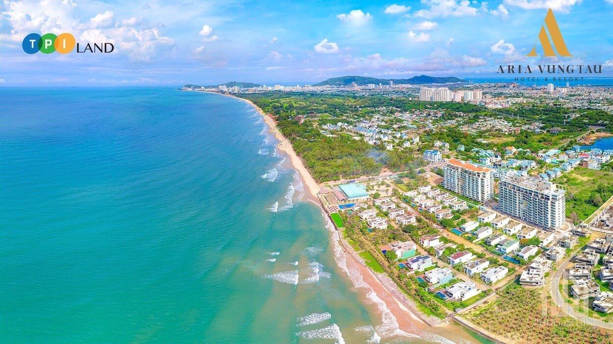 Hình ảnh thực tế dự án Condotel Aira Vũng Tàu Hotel & Resort