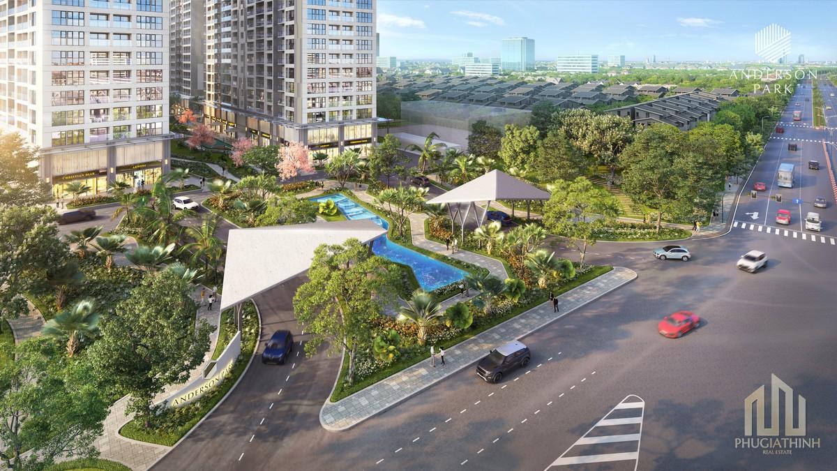 Tiện ích dự án Lavita Thuận An Bình Dương