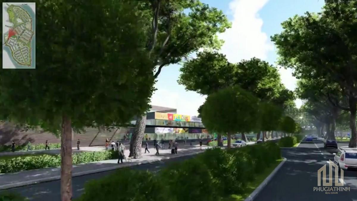 Tiện ích nội khu dự án Jamona Tân Vạn