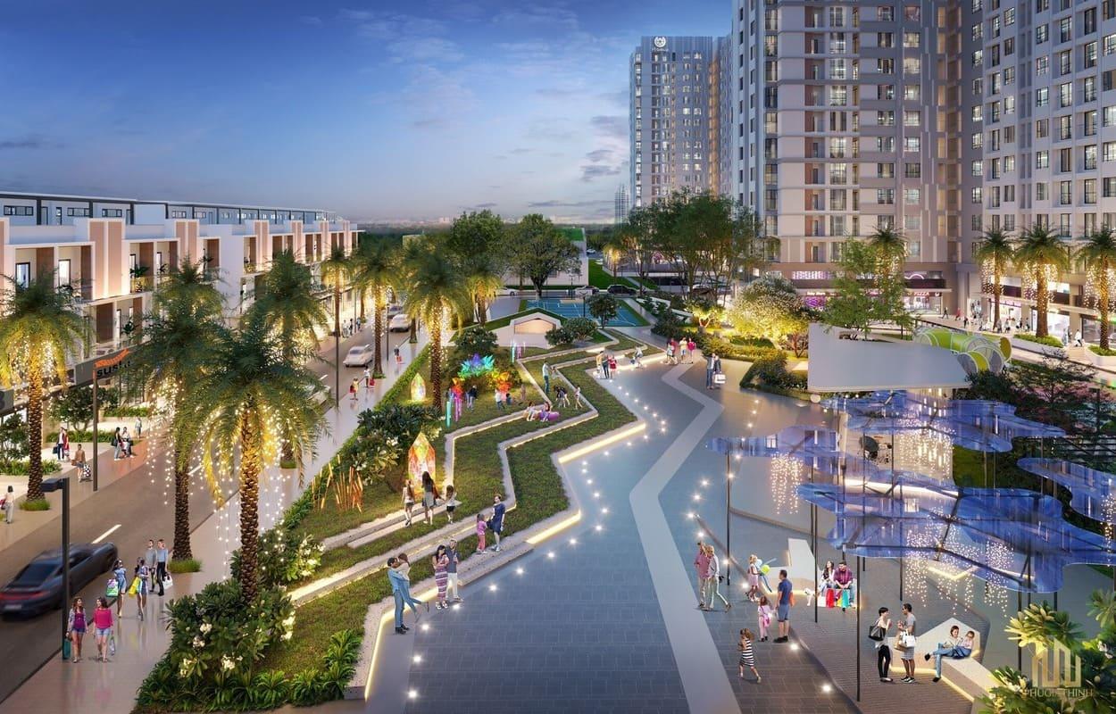 5 lý do nên mua Opal Cityview Bình Dương