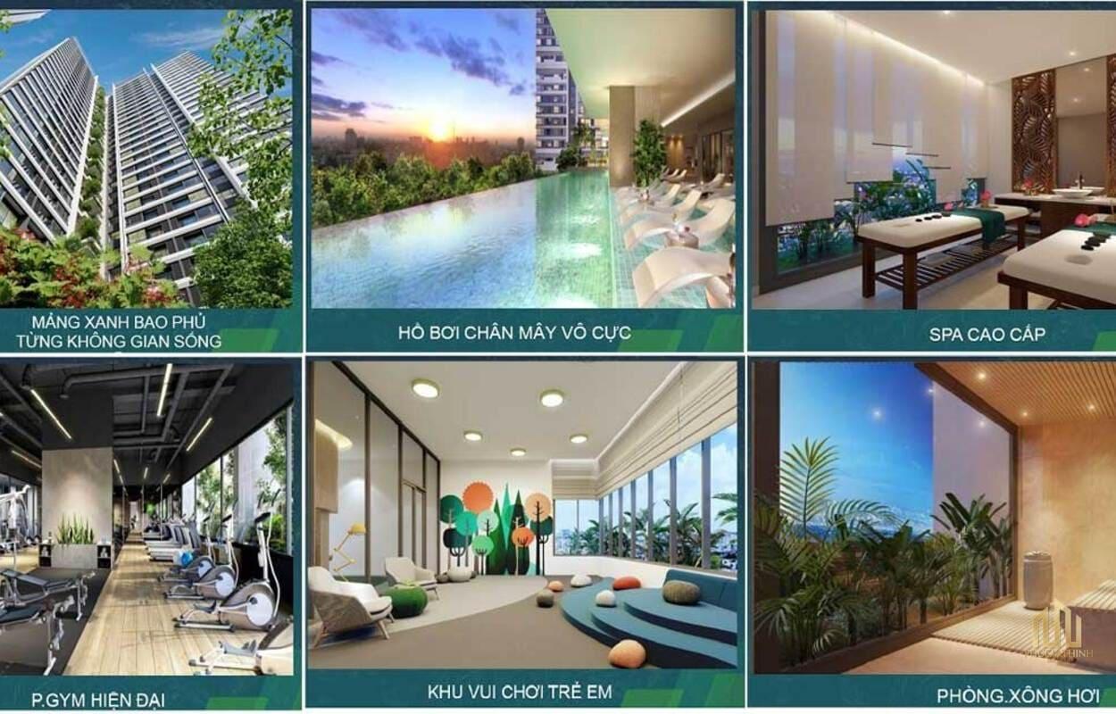 Bật mí các tiện ích dự án Opal Cityview đẳng cấp