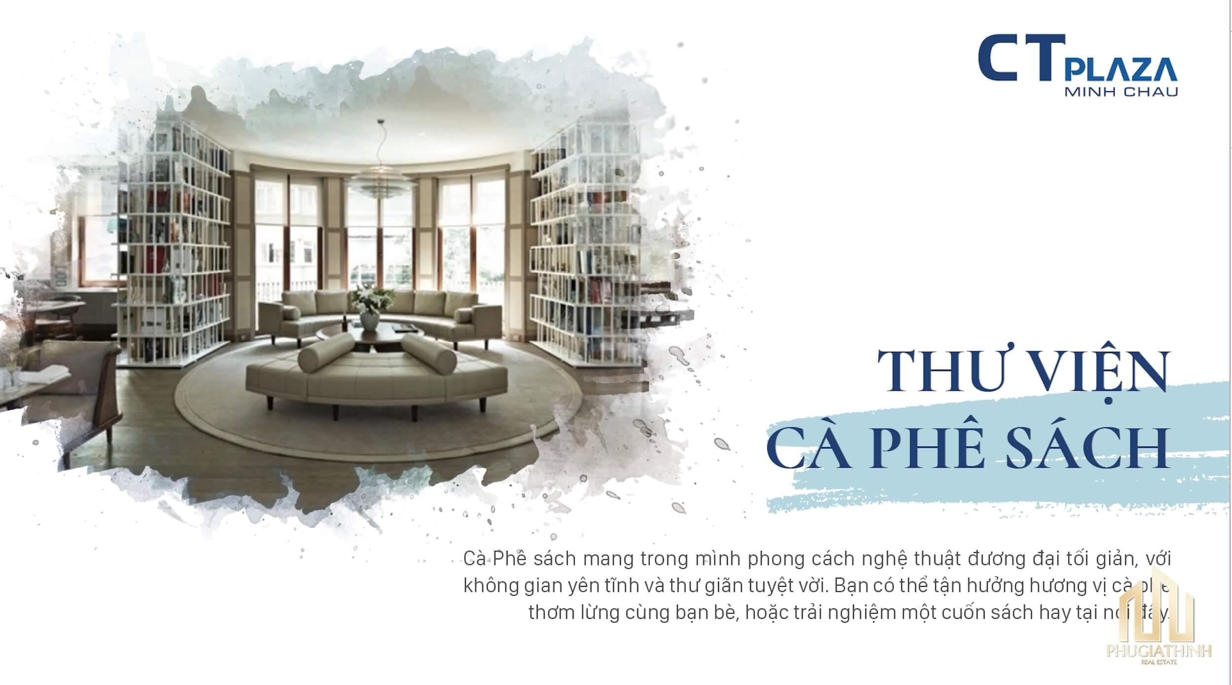 Tiện ích dự án CT Plaza Minh Châu